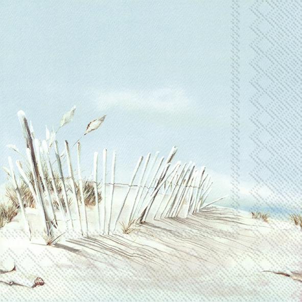 Serwetki 33x33 cm - BEACH LIFE