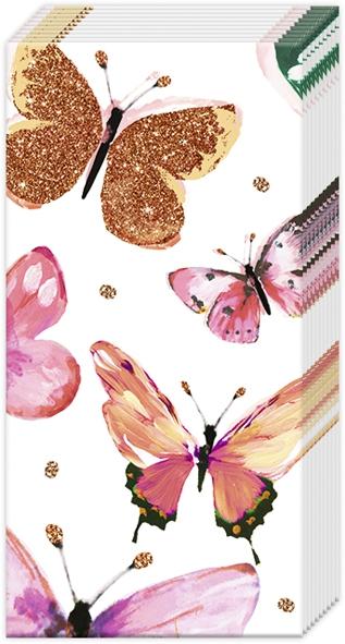 Pañuelos - NATHALIE pink