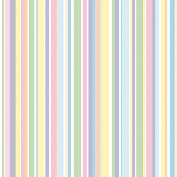 Servilletas 33x33 cm - Pastel Stripes