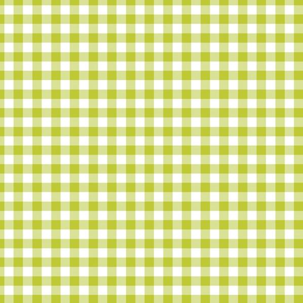 Serwetki 33x33 cm - Lime Check