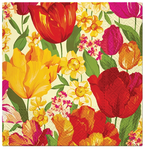 Servilletas 33x33 cm - Flowering Spring