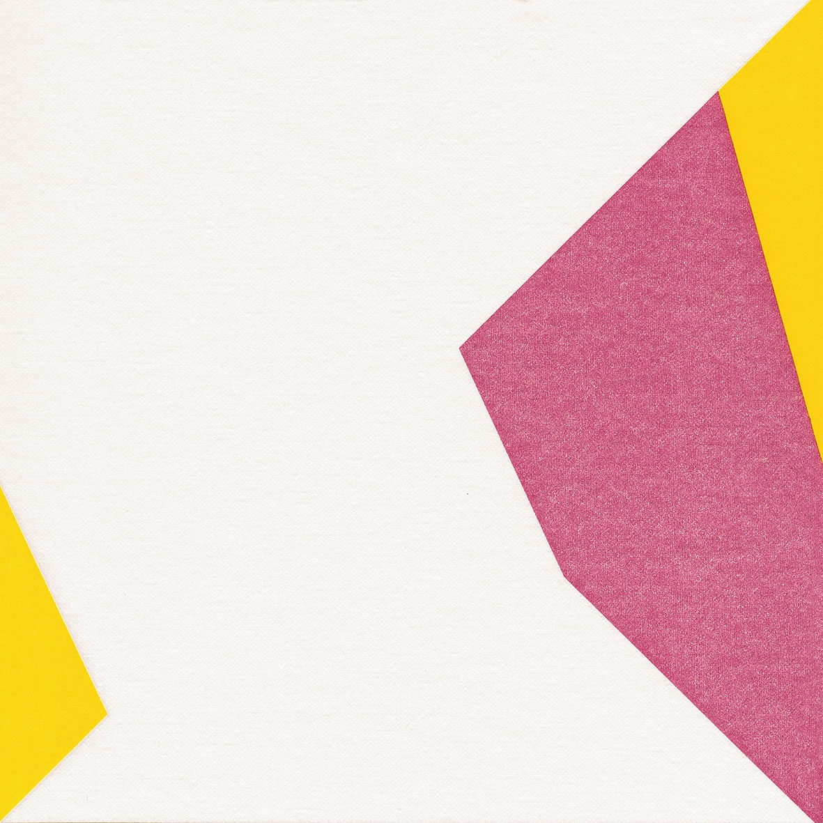 serwetki   Airlaid Dinner Napkins - Origami Schmetterling pink/blau/gelb