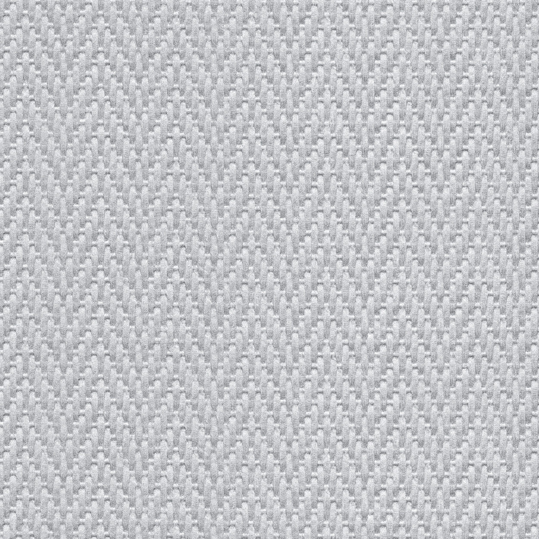 Napkins 24x24 cm - Moments Woven silver