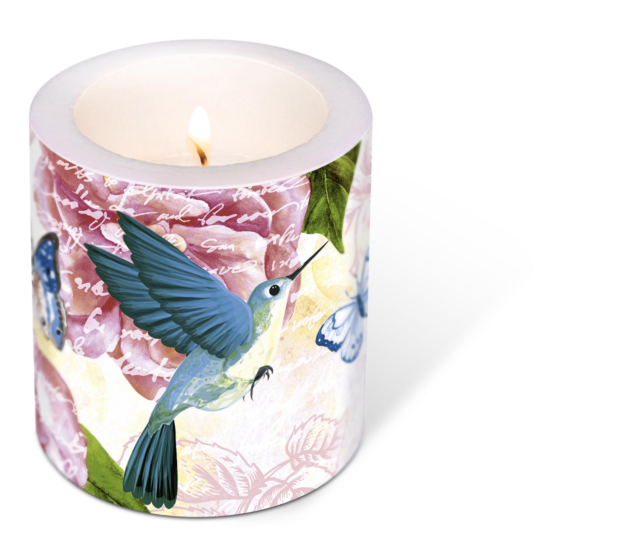 vela decorativa - Lovely spring