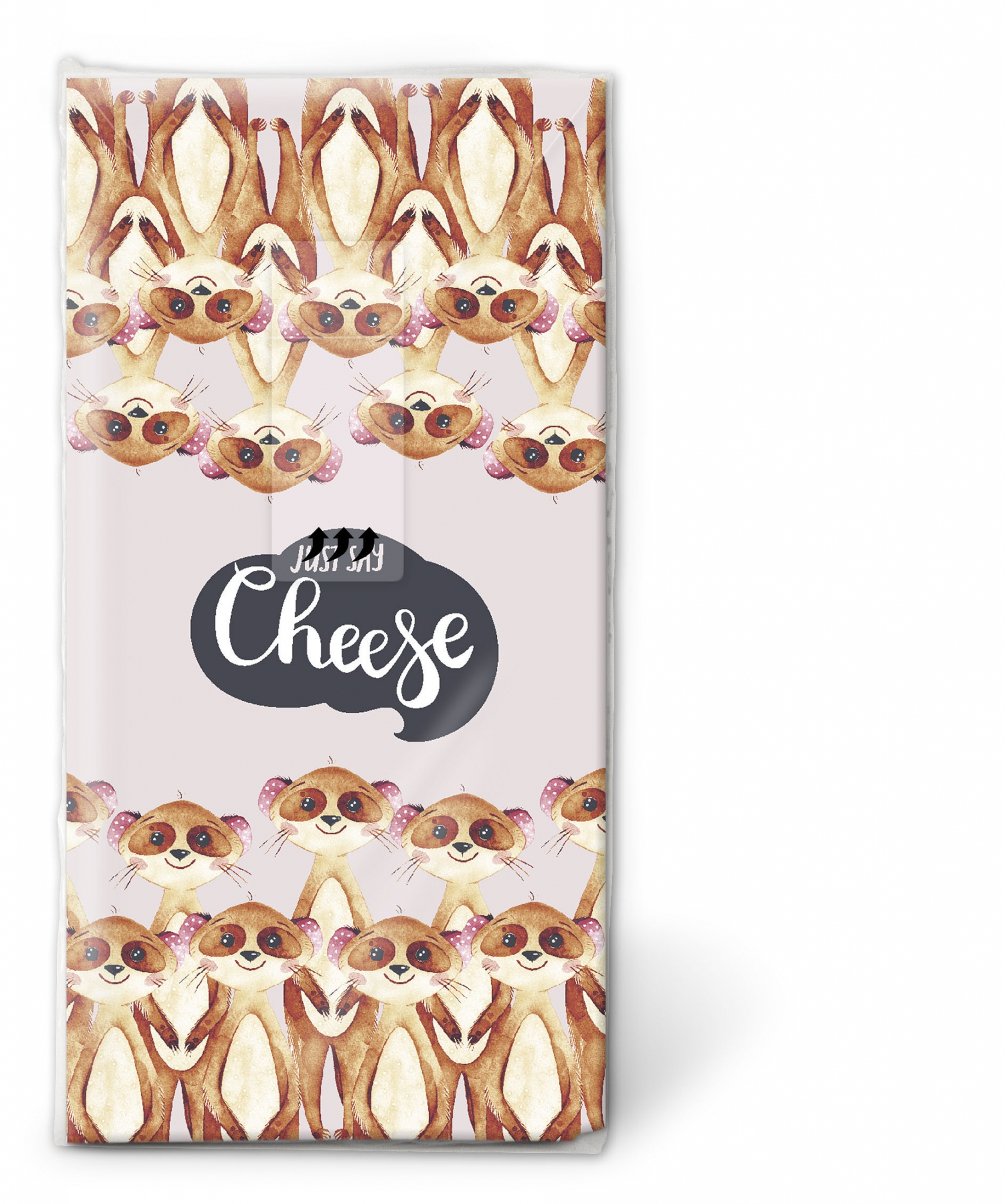 Pañuelos - Say Cheese