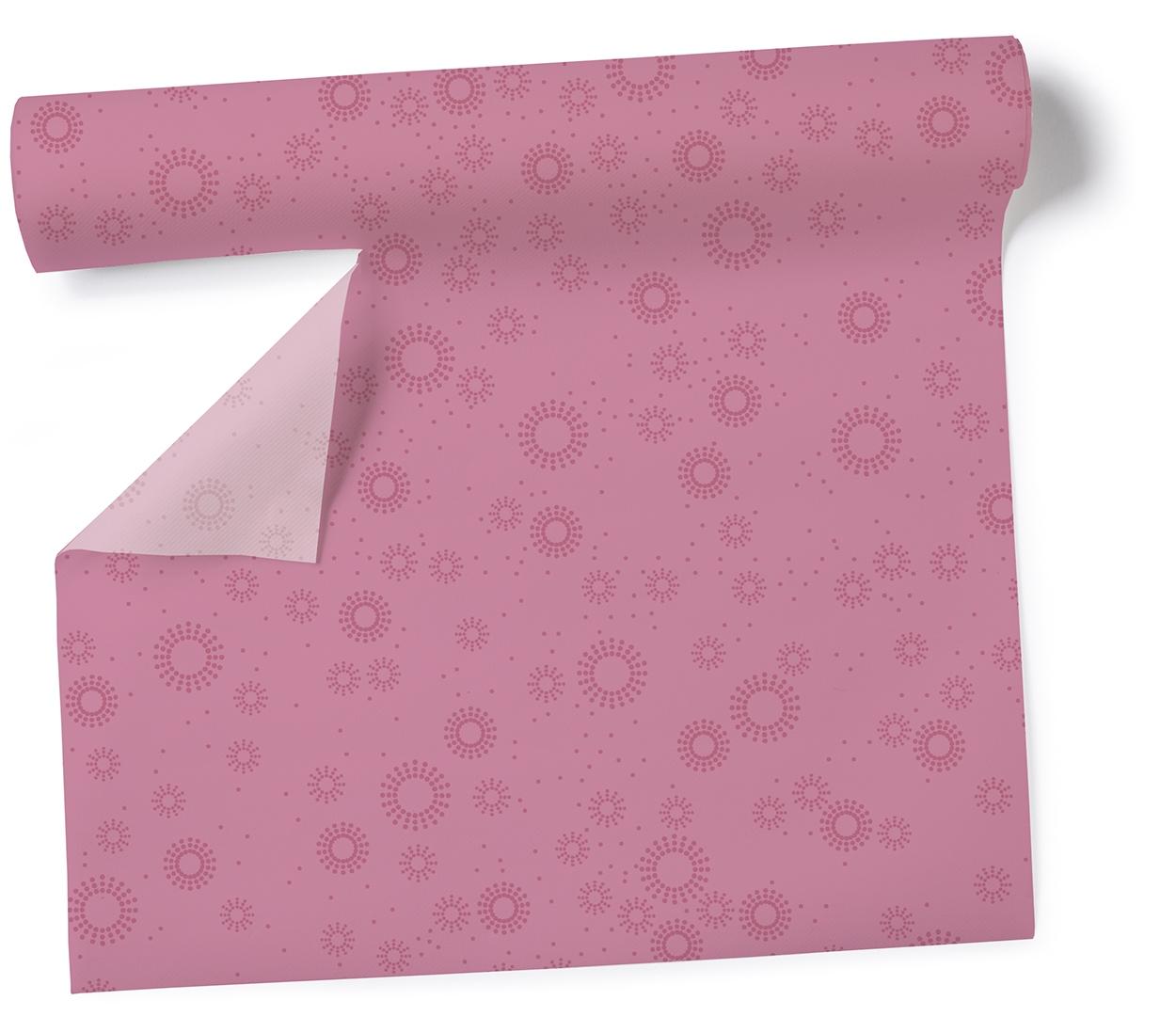 Momentos del corredor de mesa - uni pink