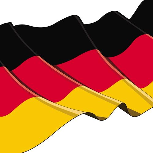 50 serwetek 33x33 cm - Germany