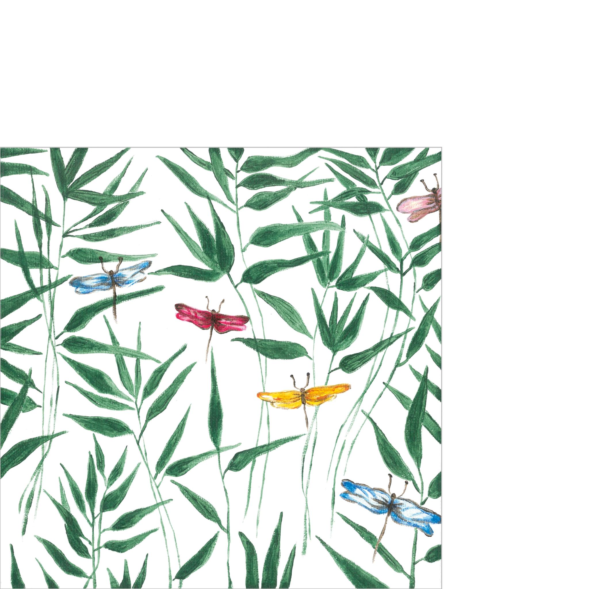 Napkins 25x25 cm - Fantasia
