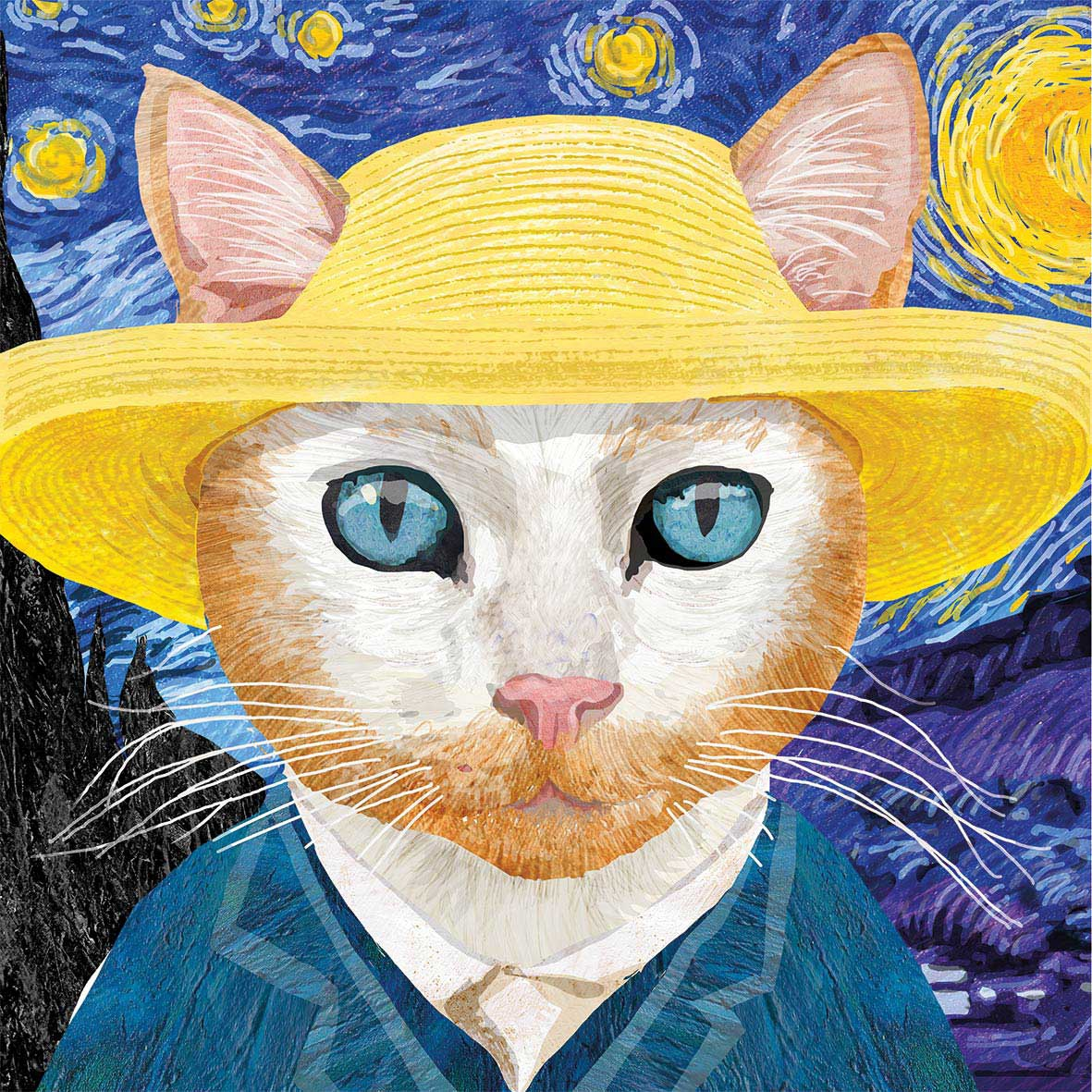 Servilletas 25x25 cm - Vincent