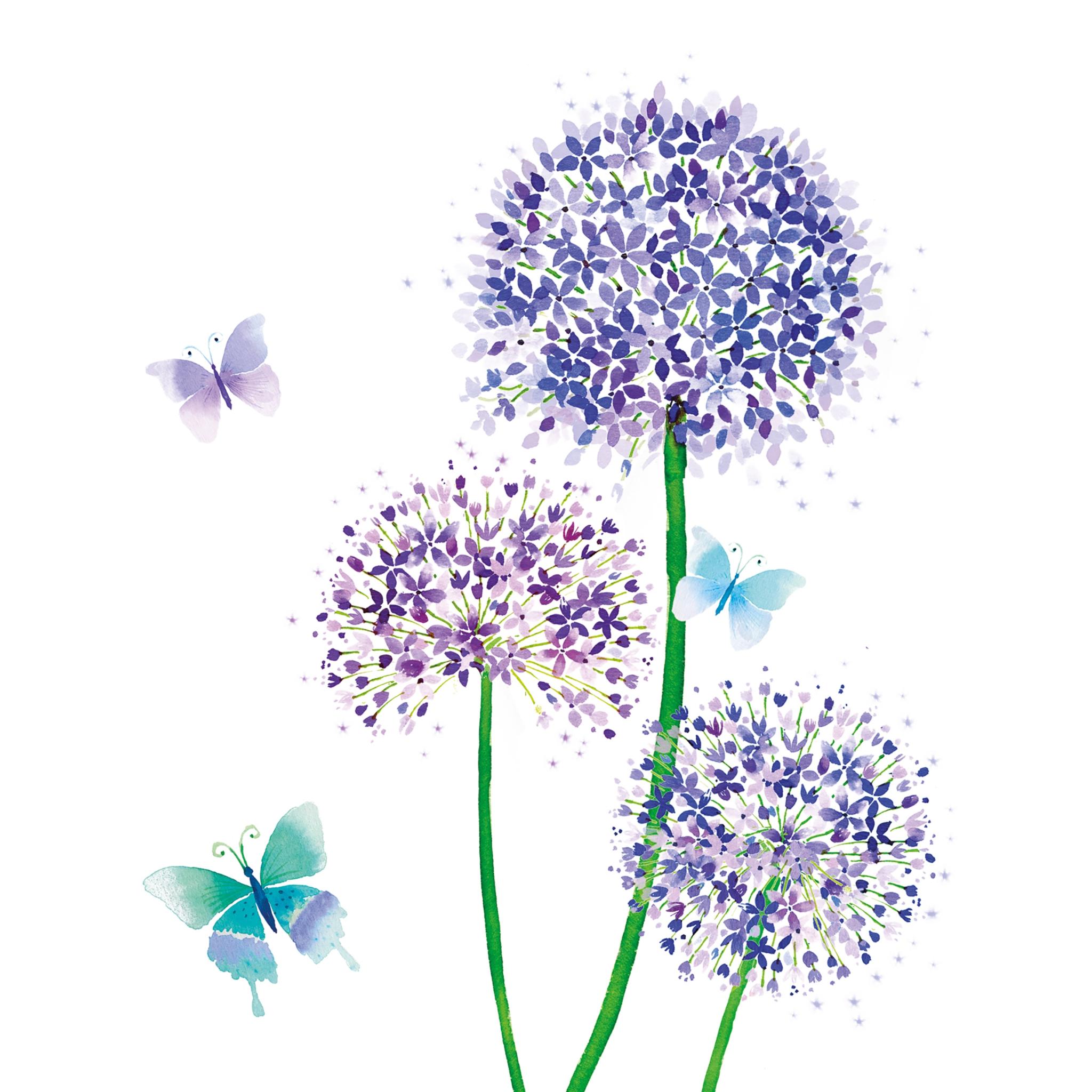Servilletas 33x33 cm - Allium