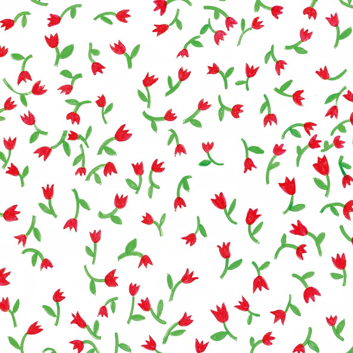 Napkins 33x33 cm - Tulip Confetti