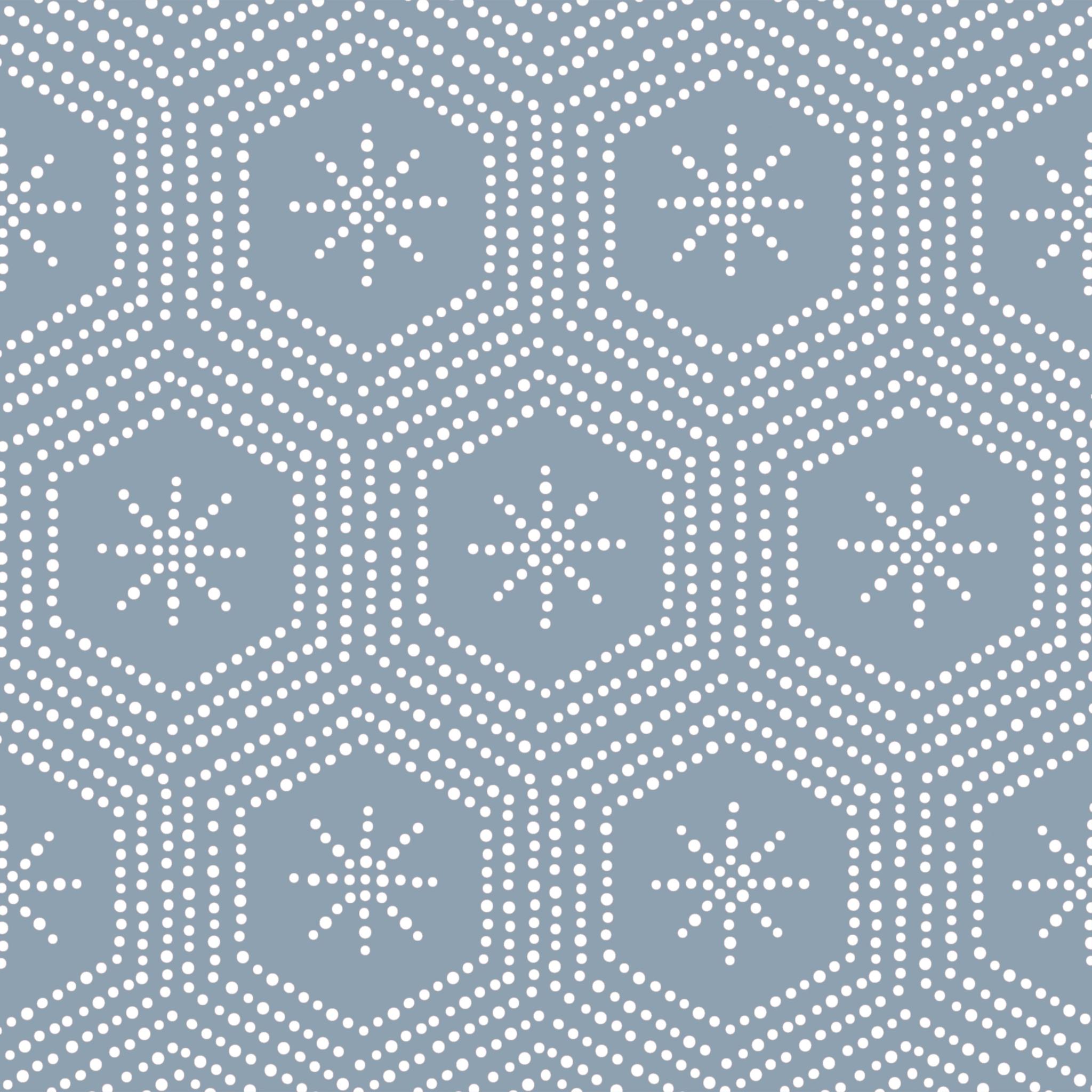 Servietten 33x33 cm - Sirius blue