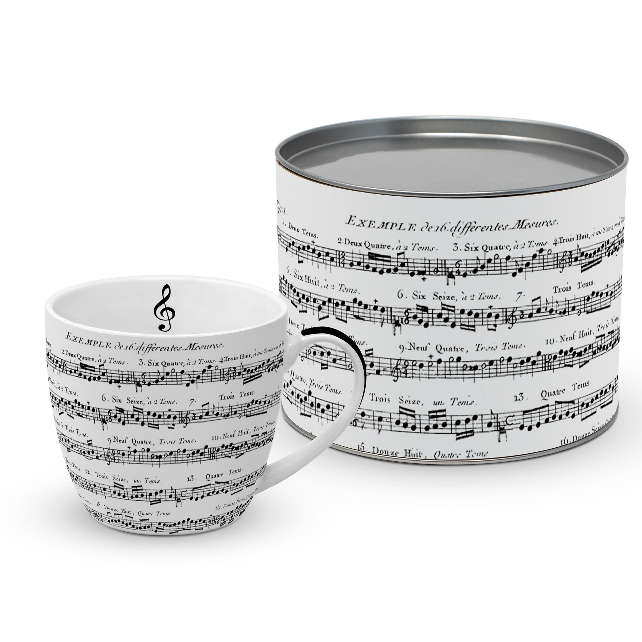 Tazza di porcellana - Big Mug GB Adagio