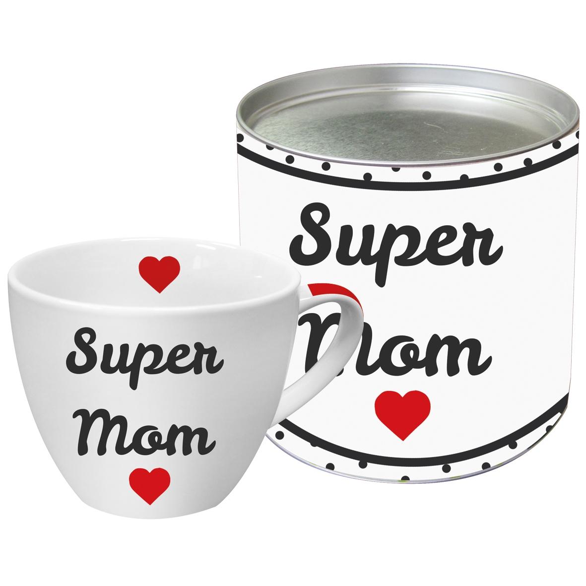 Tazza di porcellana - Big Mug GB Super Mom