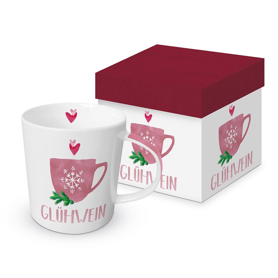 Metal Cup - Glühwein