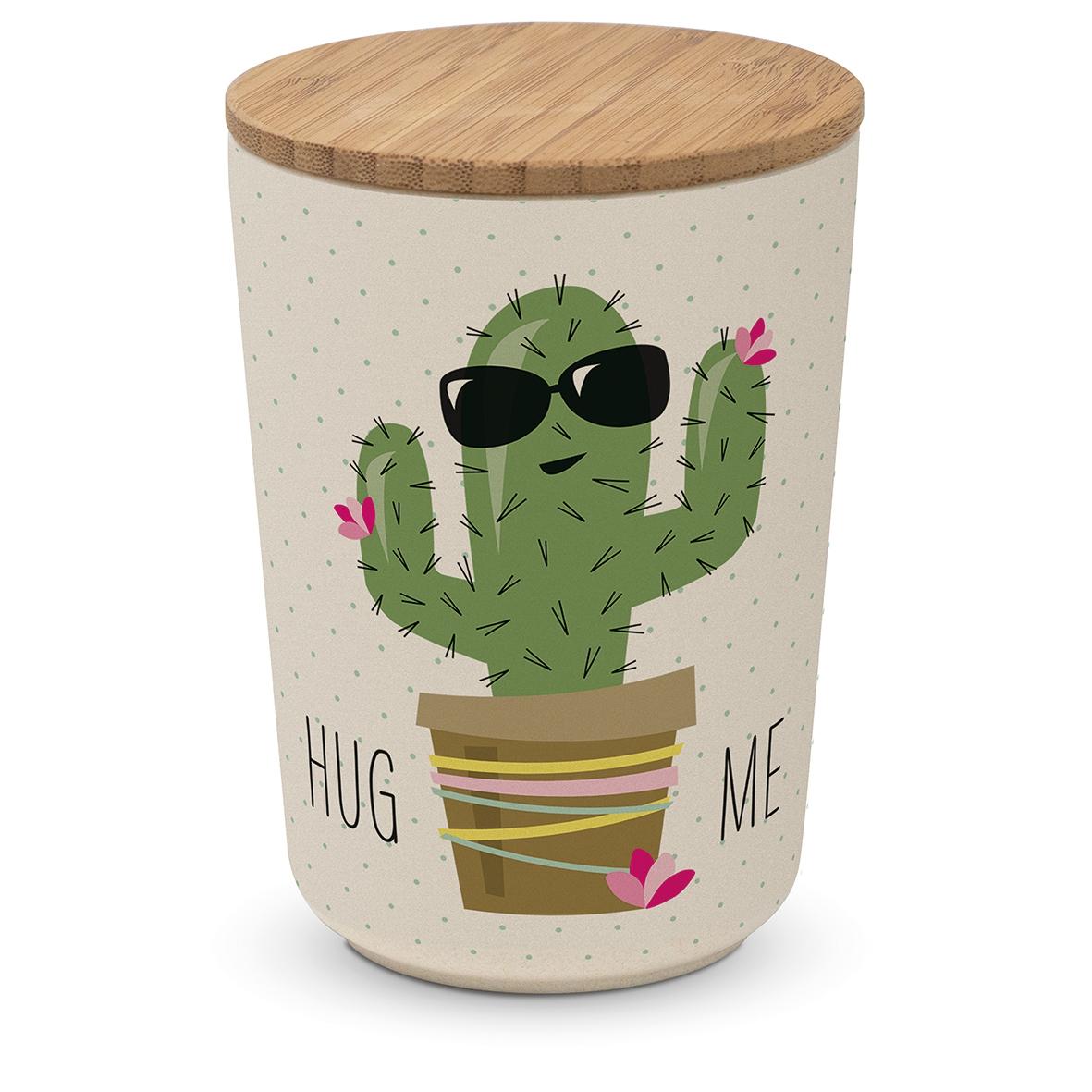 Bamboo Storage - Hug Me Cactus