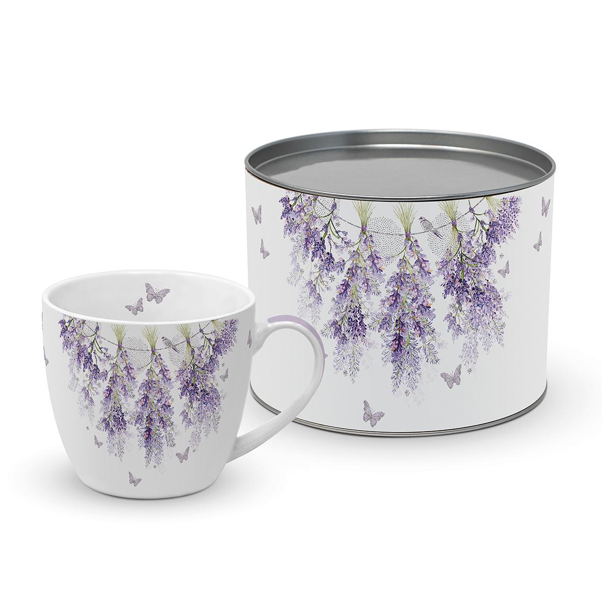 Tazza di porcellana - Big Mug GB Hanging Lavender