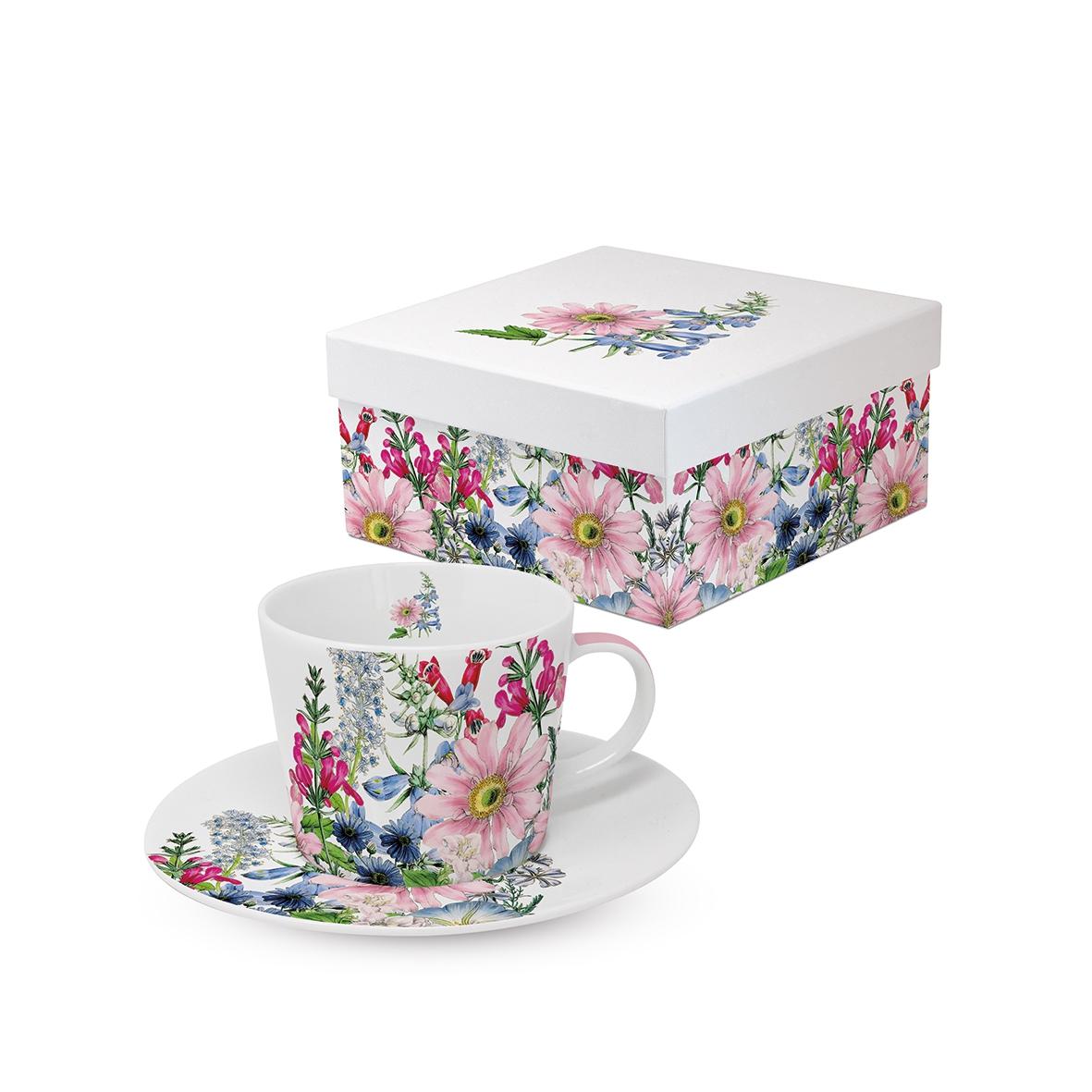 Tazas de Espresso - Floriculture