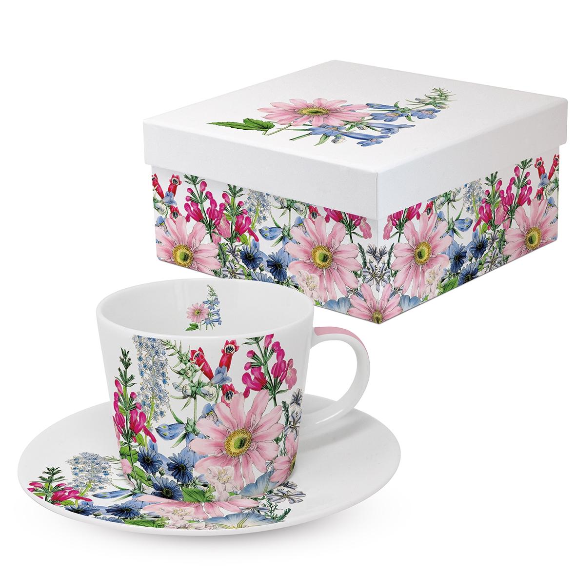 Tasses à café - Floriculture