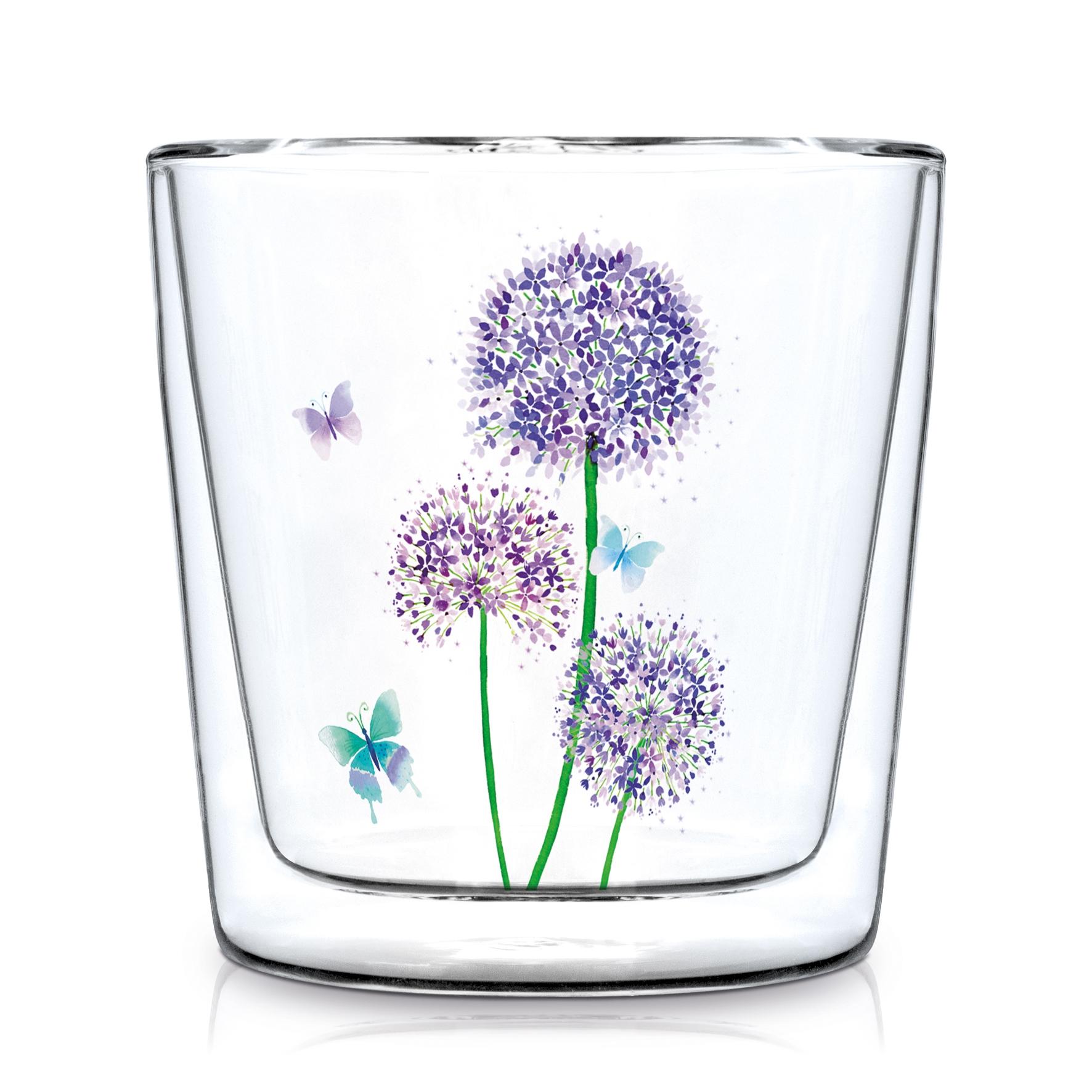 Double wall glass - Allium