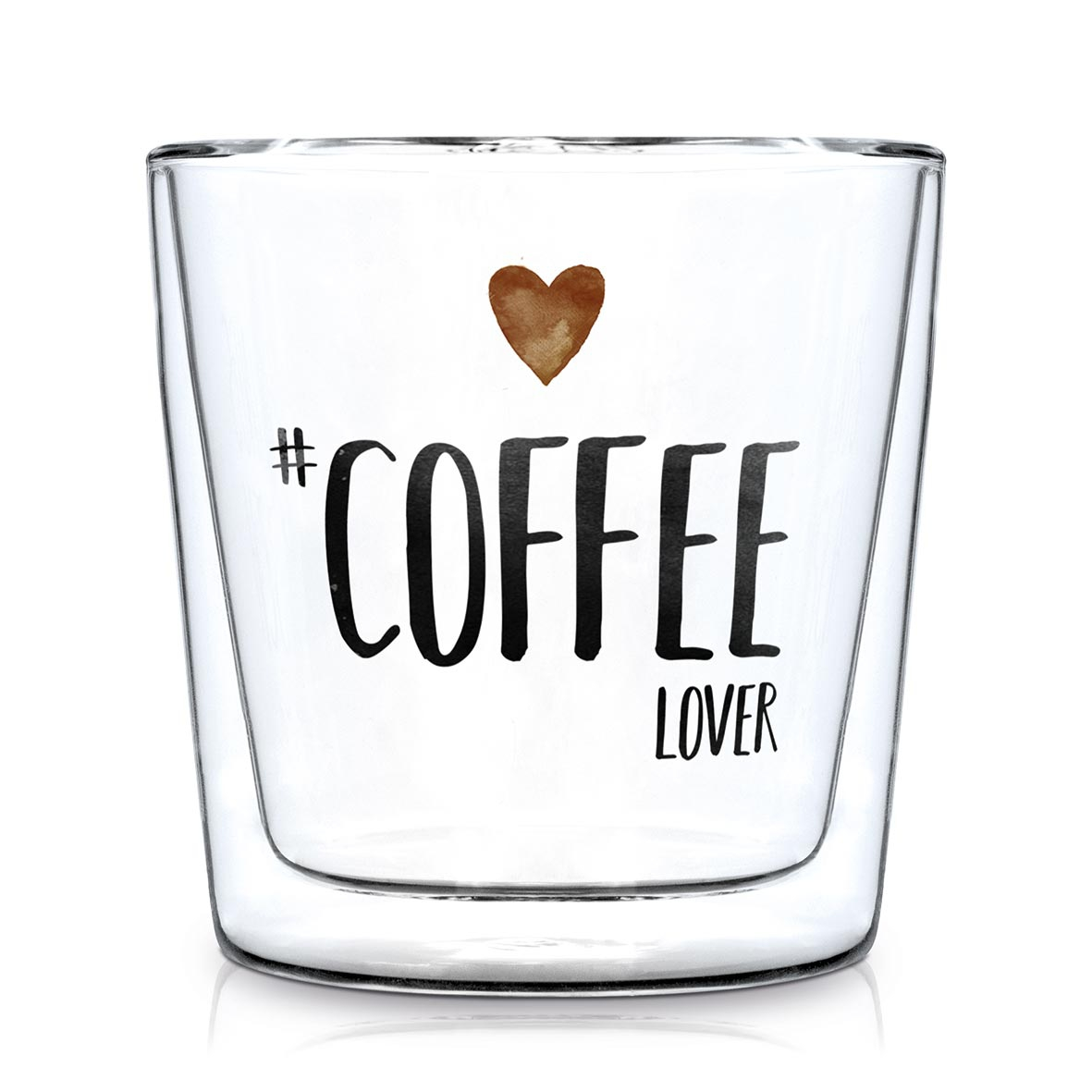 Vidrio de doble pared - Coffee Lover Trendglas DW