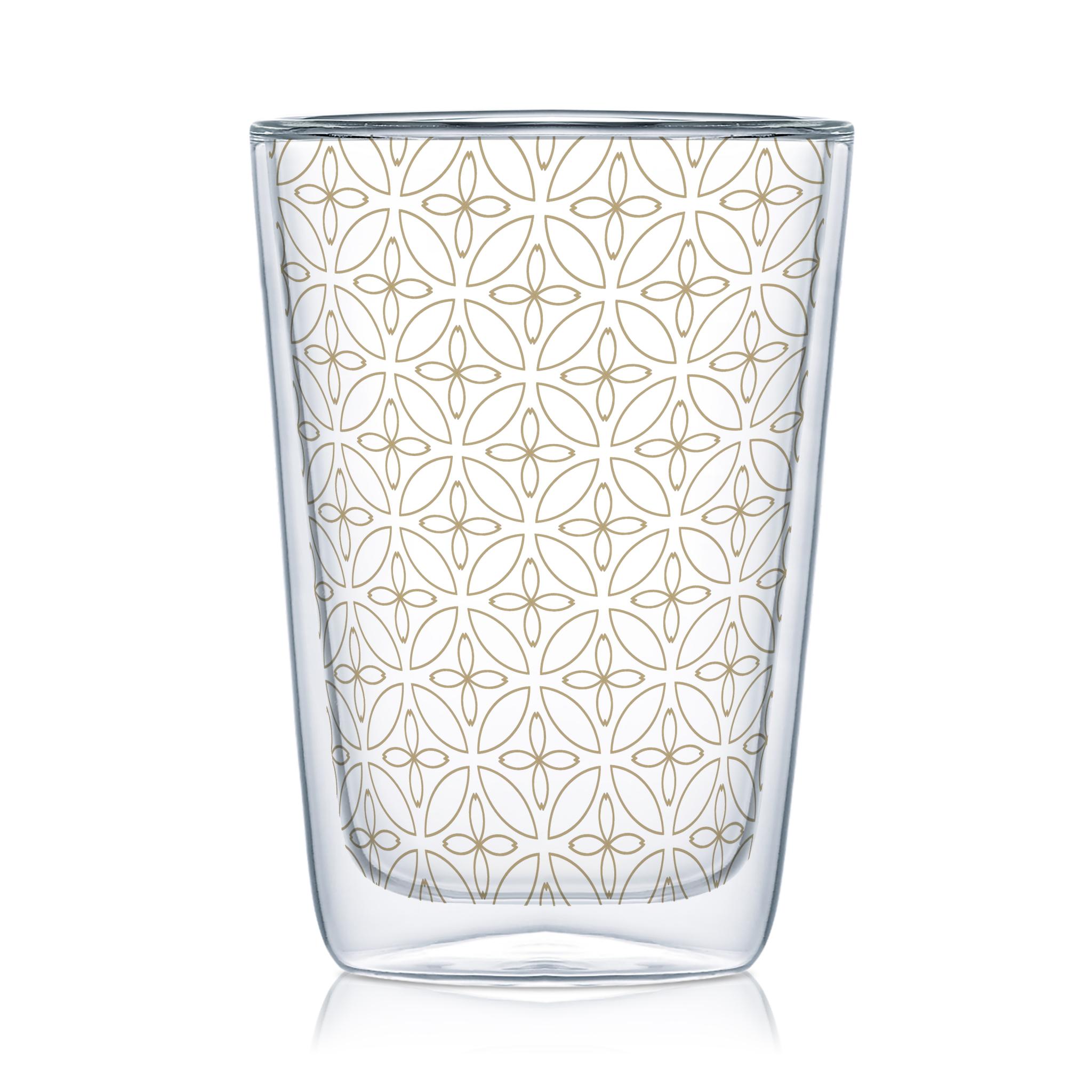 Double wall glass - Kyoto Latte MacchiatoDW
