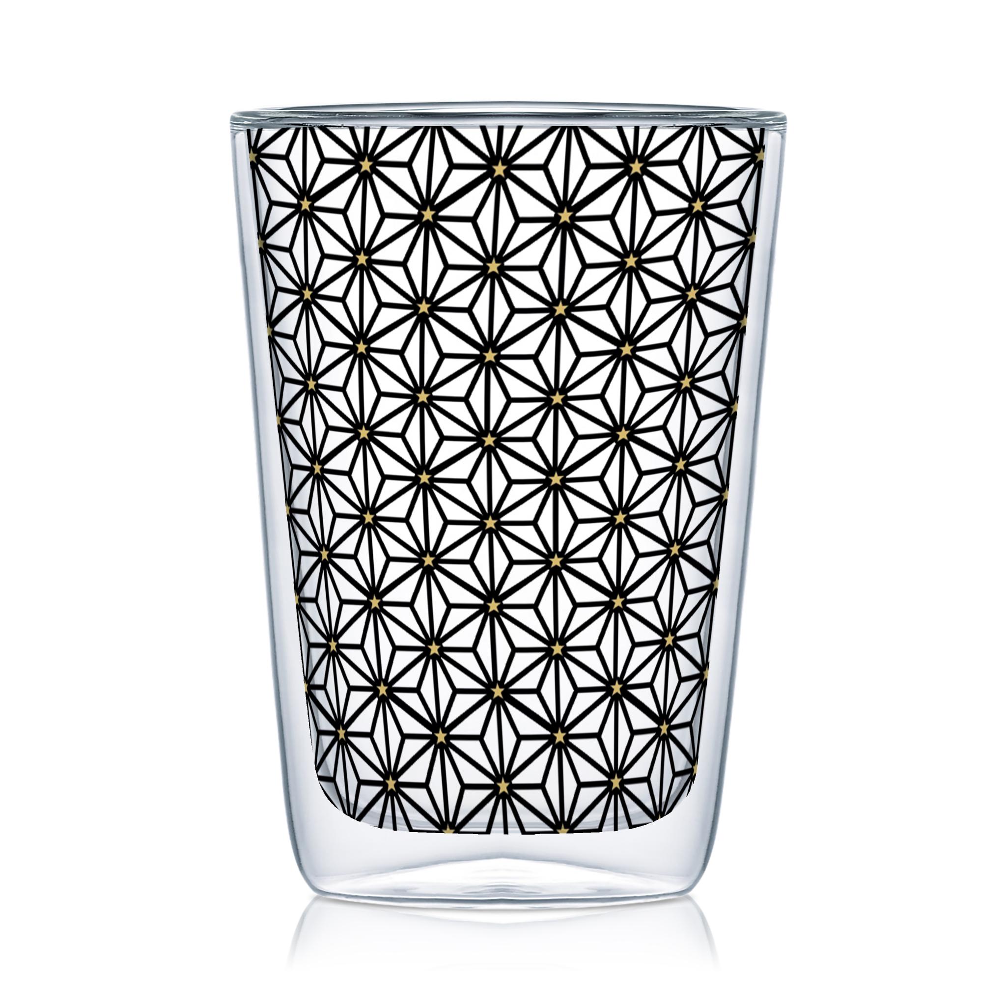 Double wall glass - Ginza Latte MacchiatoDW