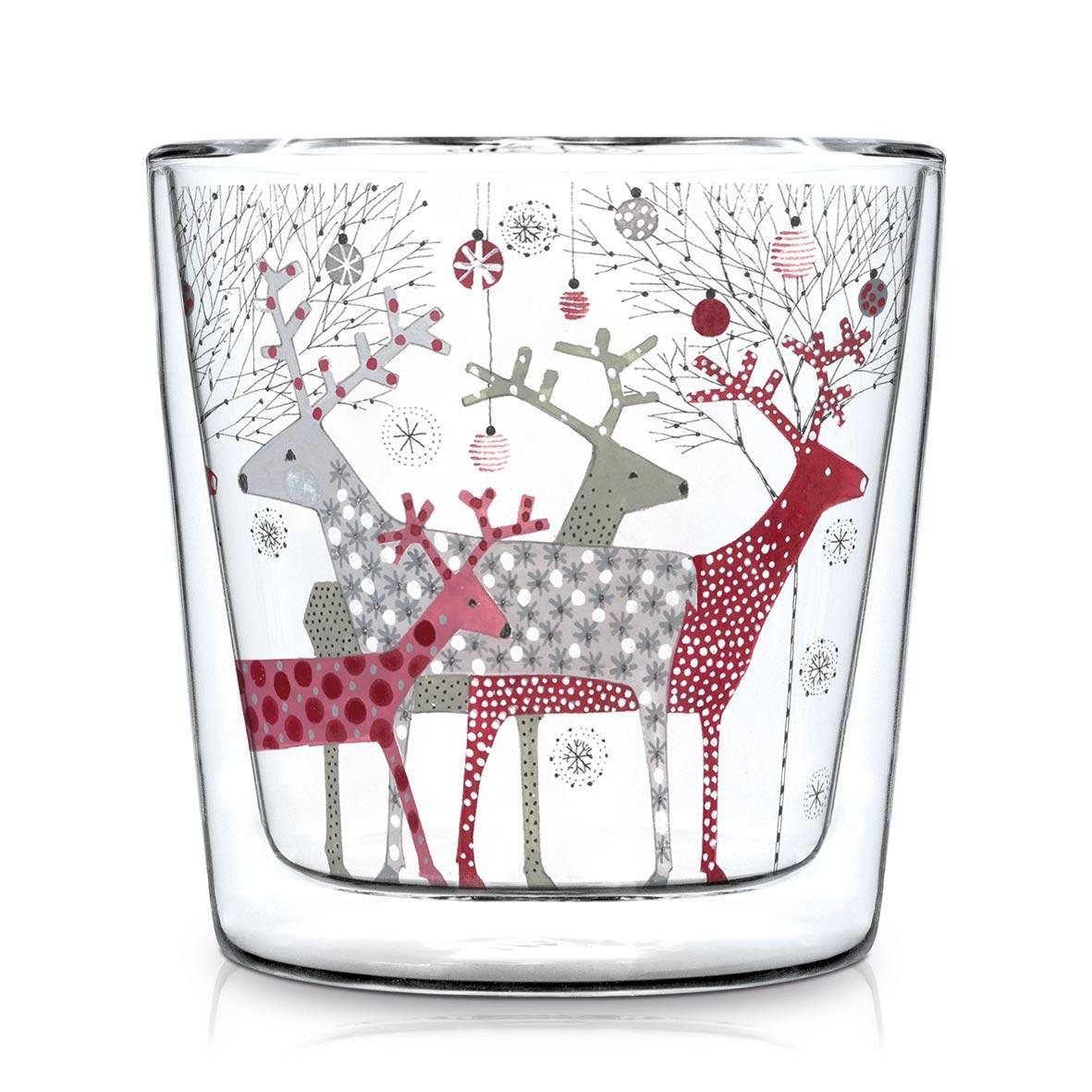 Vidrio de doble pared - Scandic Christmas Trendglas DW
