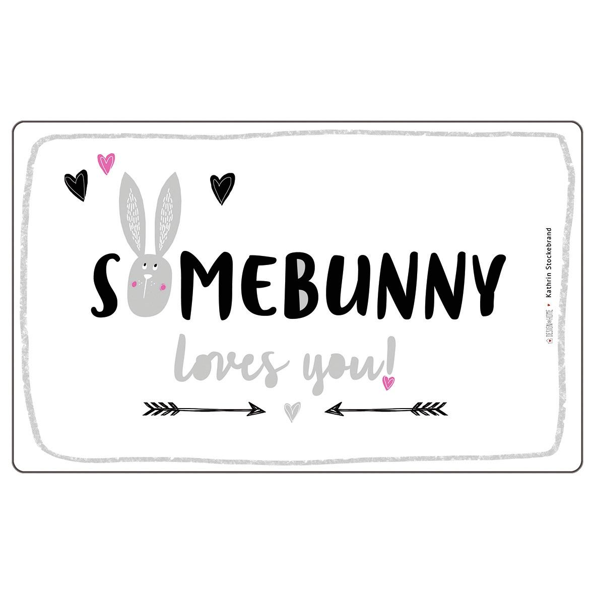 Breakfast Board - Somebunny
