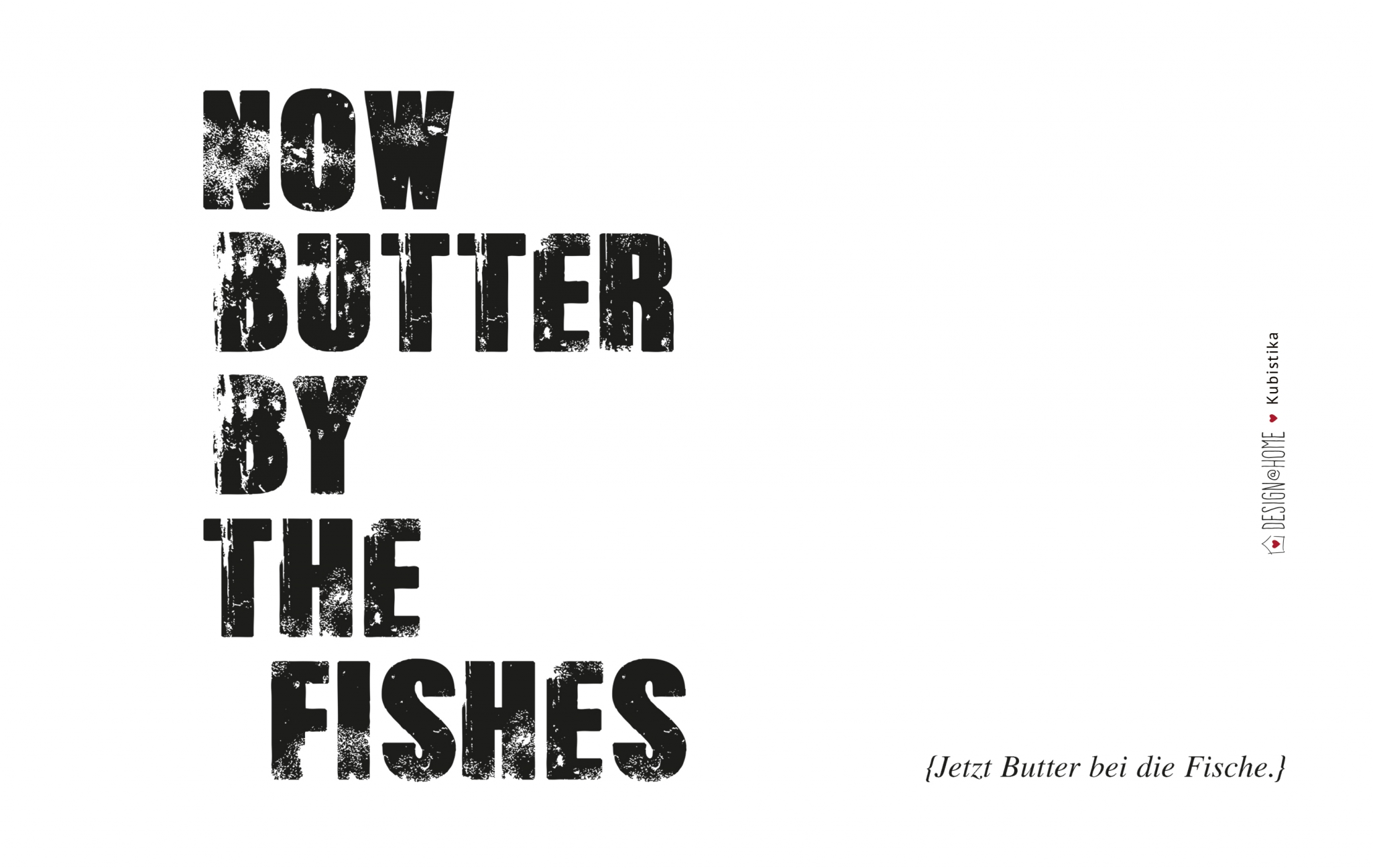 Breakfast Board - Butter by the fishes