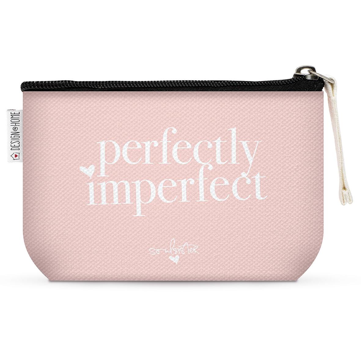 Bolsa de maquillaje - Perfectly Imperfect