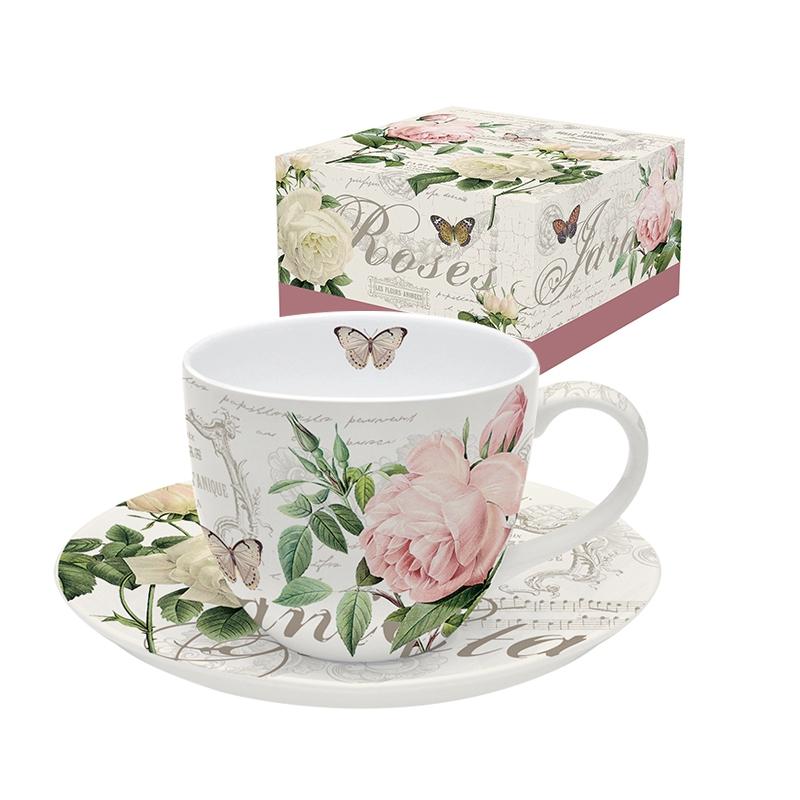 Porcelain Cup - Jardin Botanique