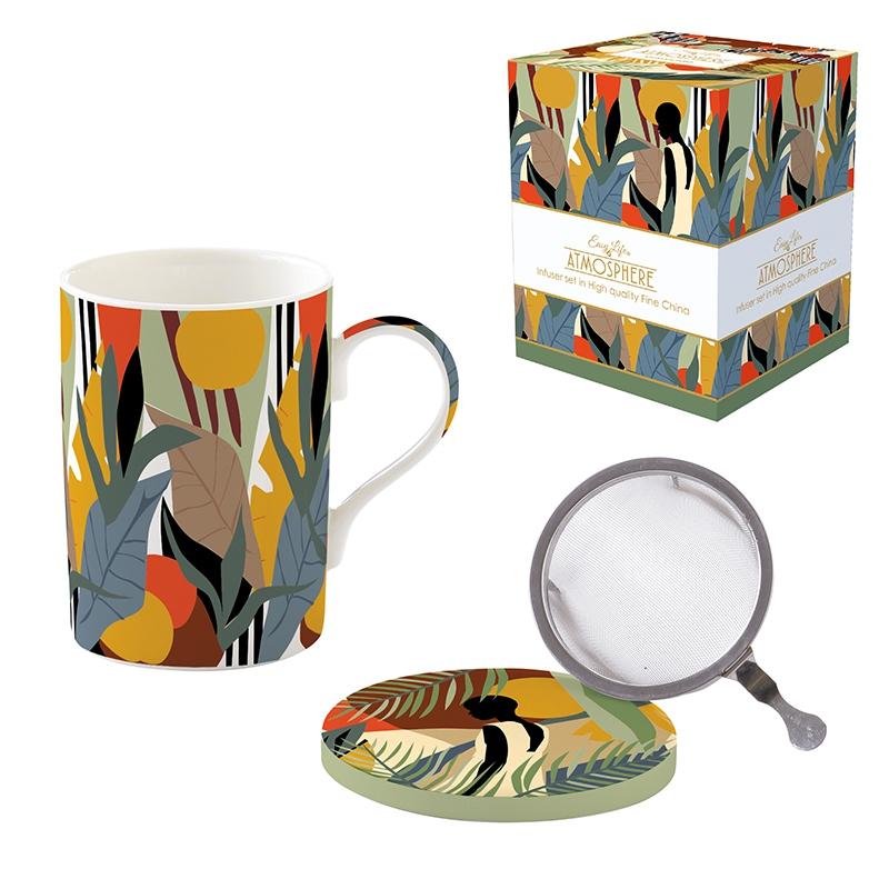 Porcelain Cup - Coffee Mania - KILI