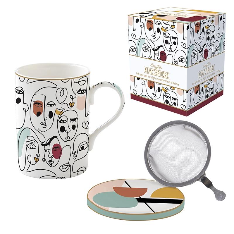 Porcelain Cup - Coffee Mania - MODN