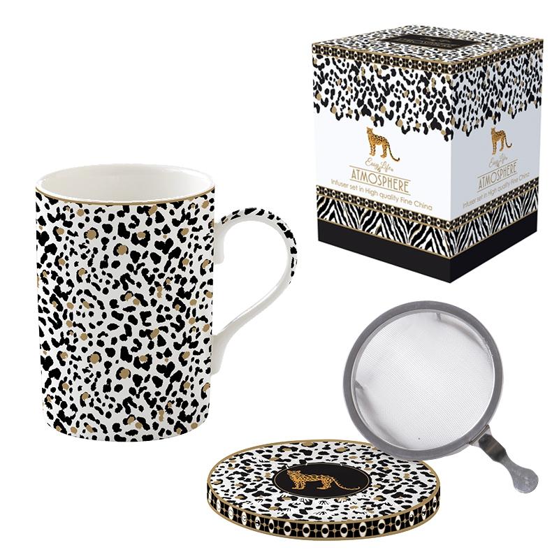 Porcelain Cup - Coffee Mania - SAVA
