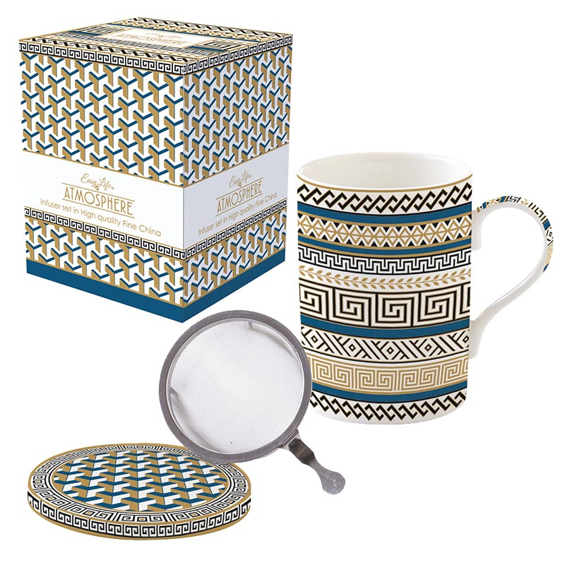 Porcelain Cup - Coffee Mania - NEOC
