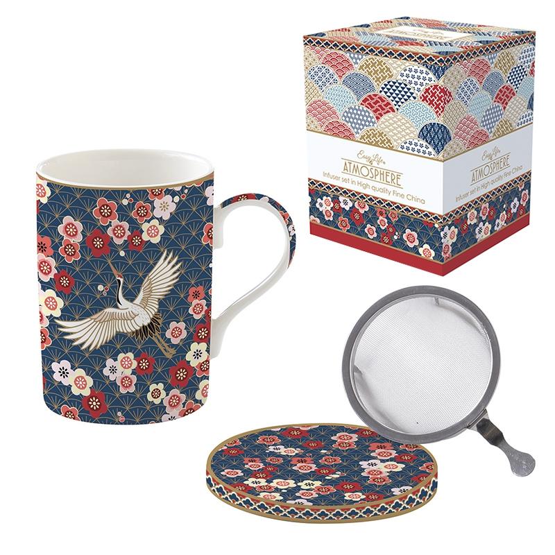 Porcelain Cup - Coffee Mania - OKIN