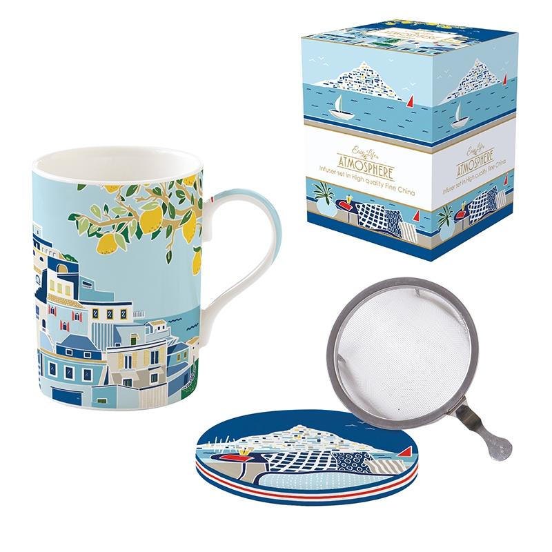 Porcelain Cup - Coffee Mania - SEAD