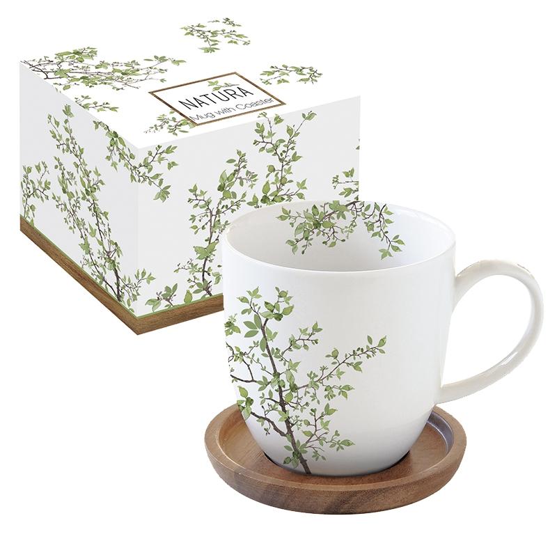 Puchar Porcelany - Natura