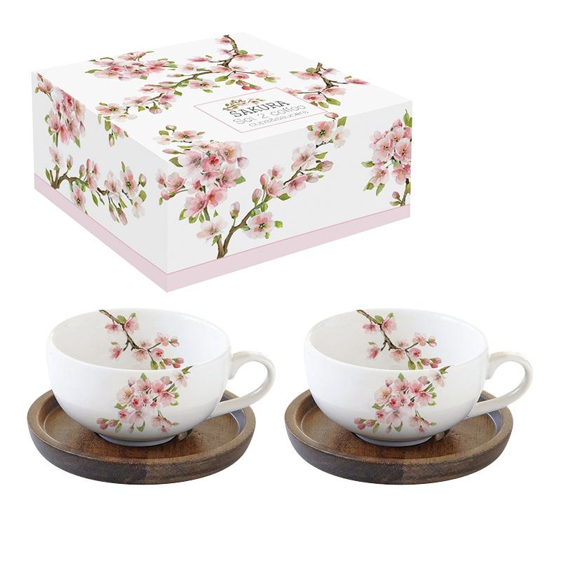 Taza de porcelana - Sakura
