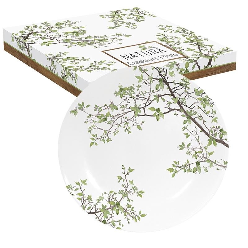 Płyta porcelanowa 19cm - Natura