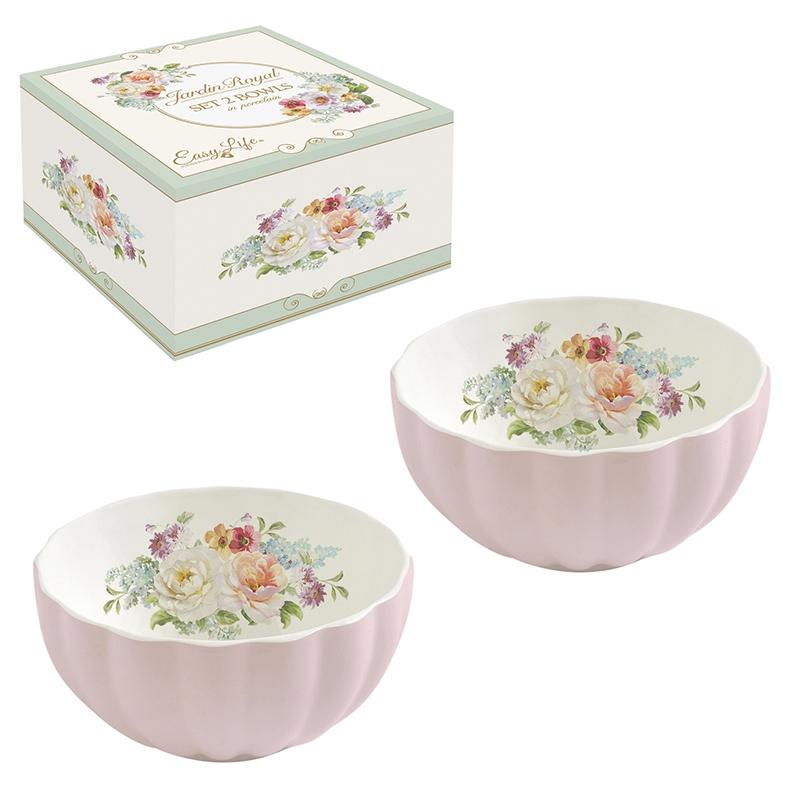 Tazón de porcelana - Royale Collection