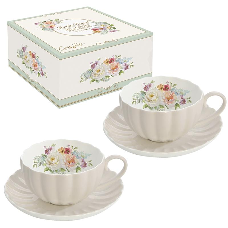 Porcelain Cup - Royale Collection