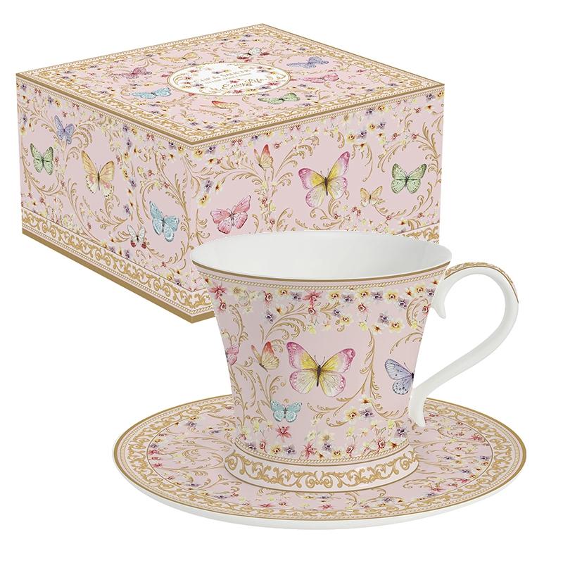 Taza de porcelana - Majestic