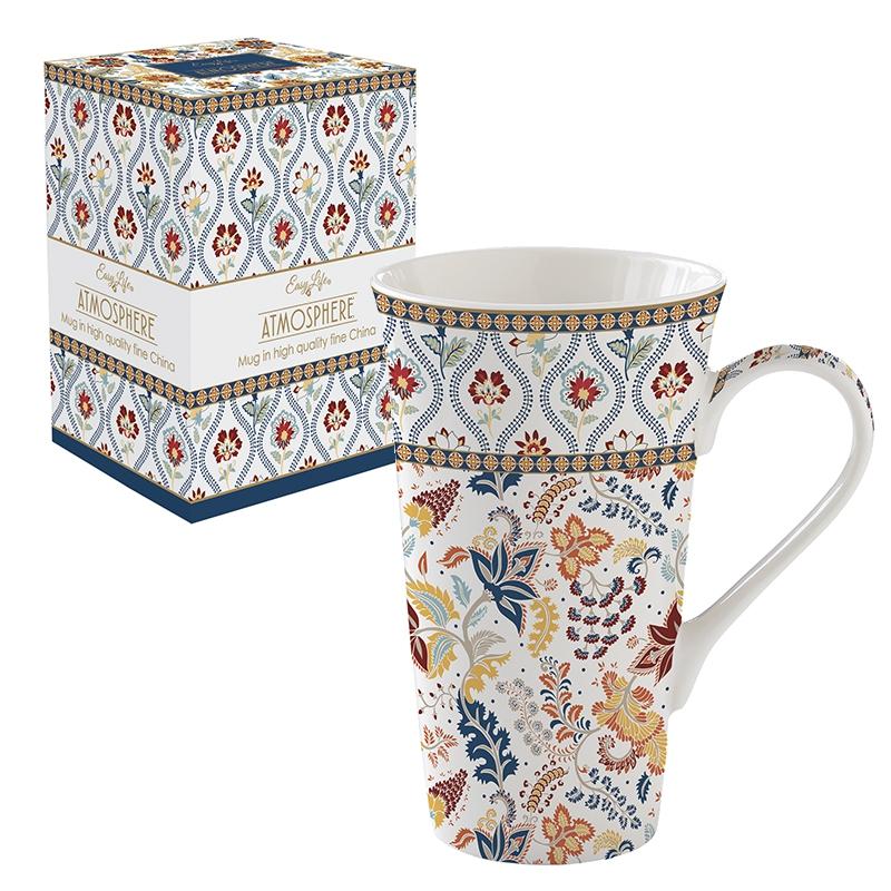 Porcelain Cup - Coffee Mania - ABUN