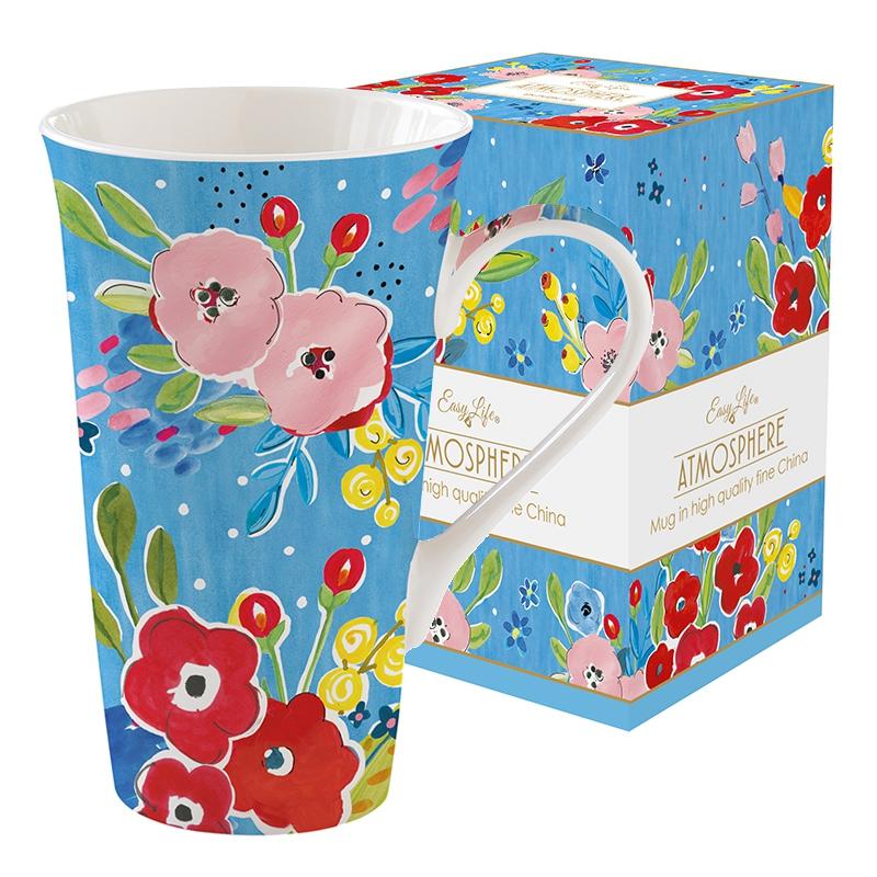 Porcelain Cup - Coffee Mania - HENR