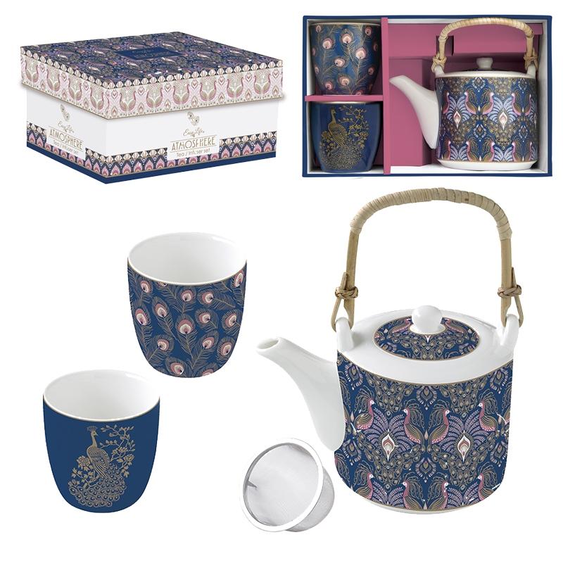 Tea Set - Atmosphere