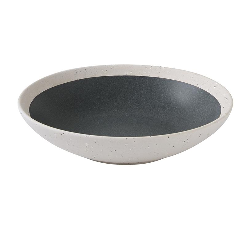 Soup plate 19cm - Graphite