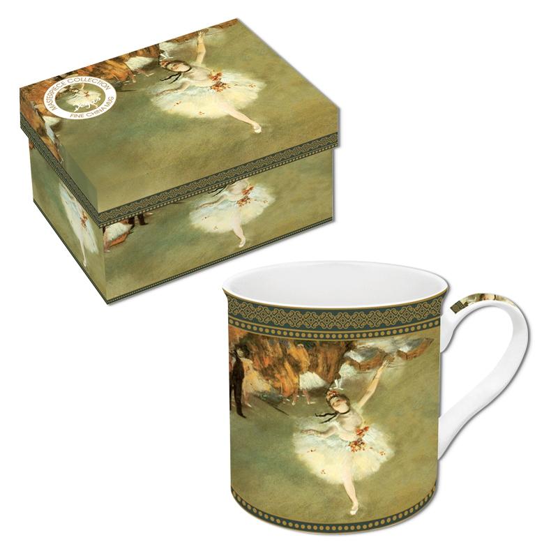 Puchar Porcelany - Masterpice - mug in gift box