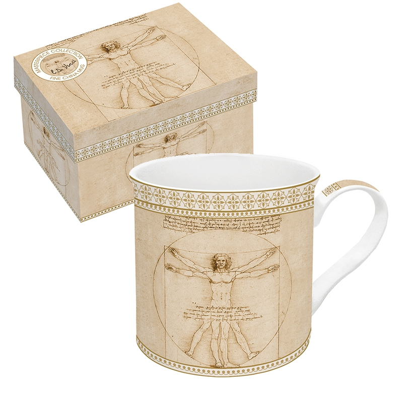 Porcelain Cup - Masterpice - mug in gift box